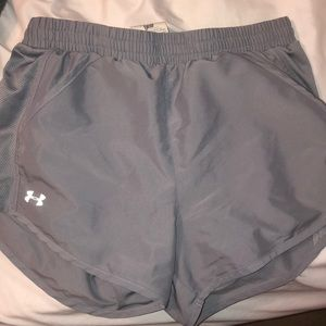 Under Armor athletic shorts with pockets